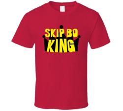 Skip Bo King Sports And Hobbies Master T Shirt