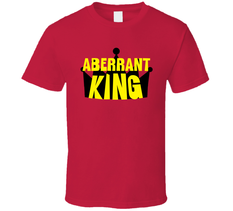 Aberrant King Sports And Hobbies Master T Shirt