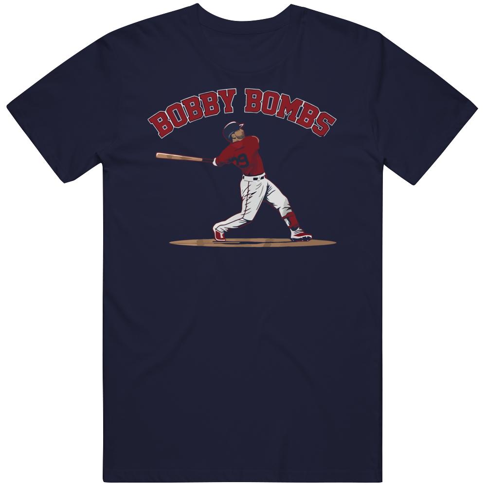 Bobby Dalbec Bobby Bombs Boston Baseball T Shirt