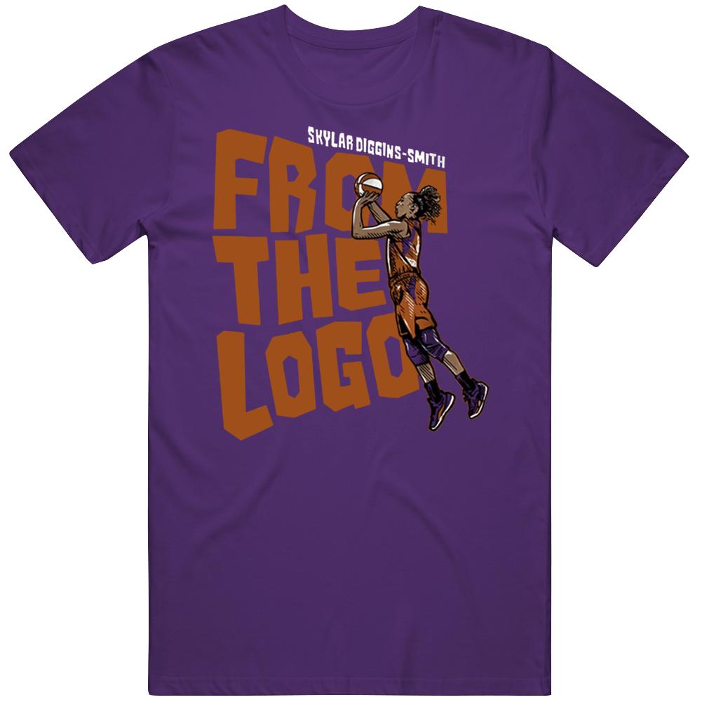 Skylar Diggins From The Logo Women's Basketball T Shirt