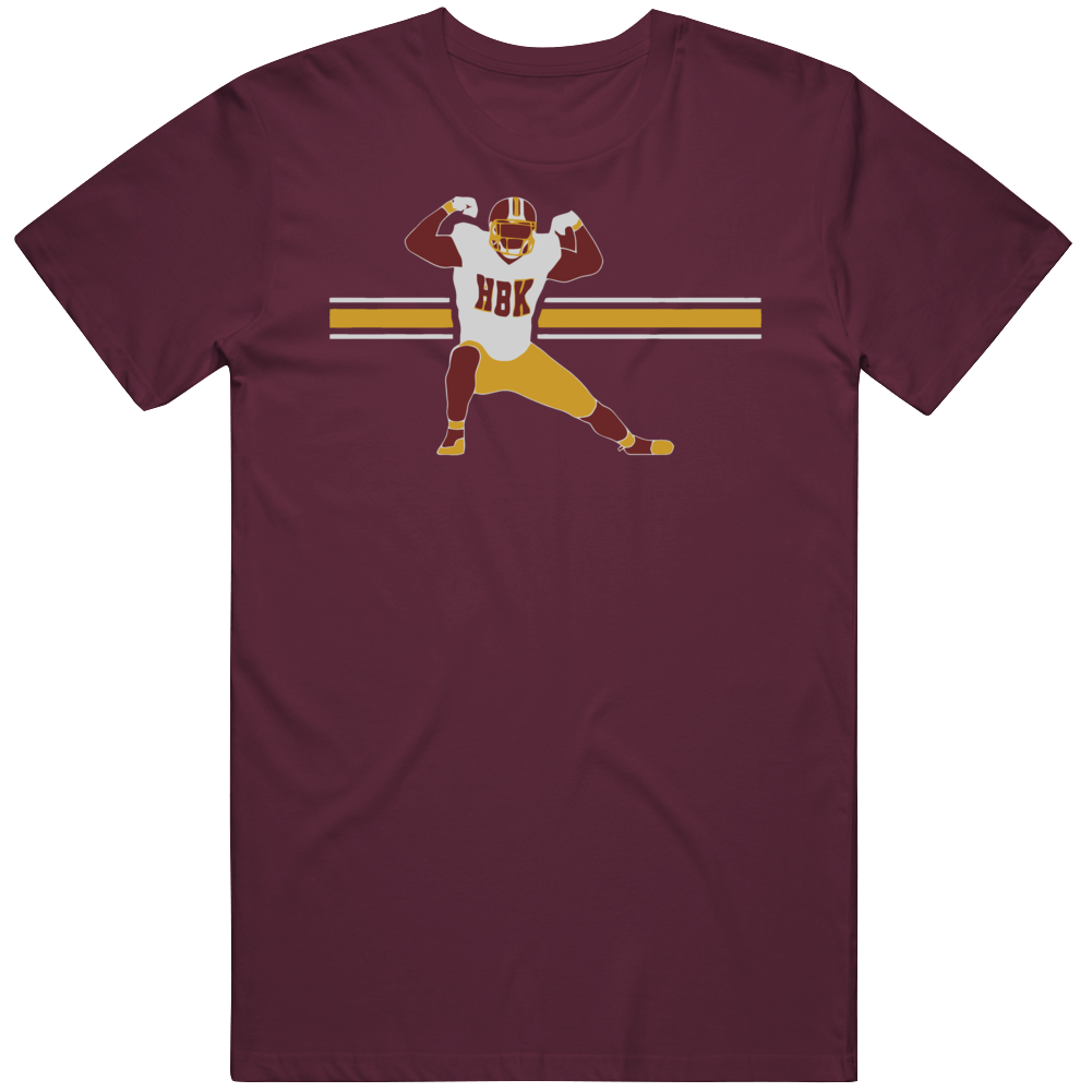Ryan Kerrigan Hbk Sack Dance Washington Football T Shirt