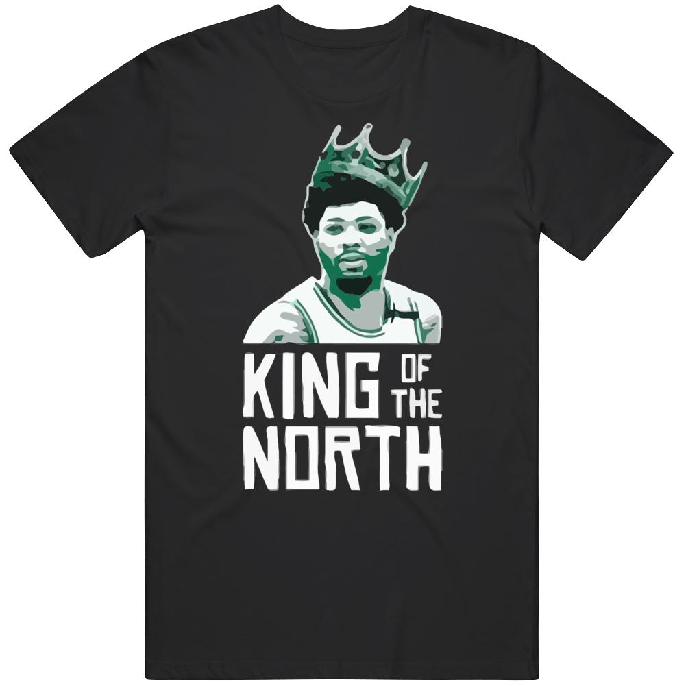 Kyle Lowry King Of The North Toronto Basketball T Shirt