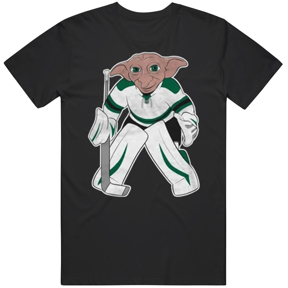 D Goalie Dallas Hockey Fan T Shirt
