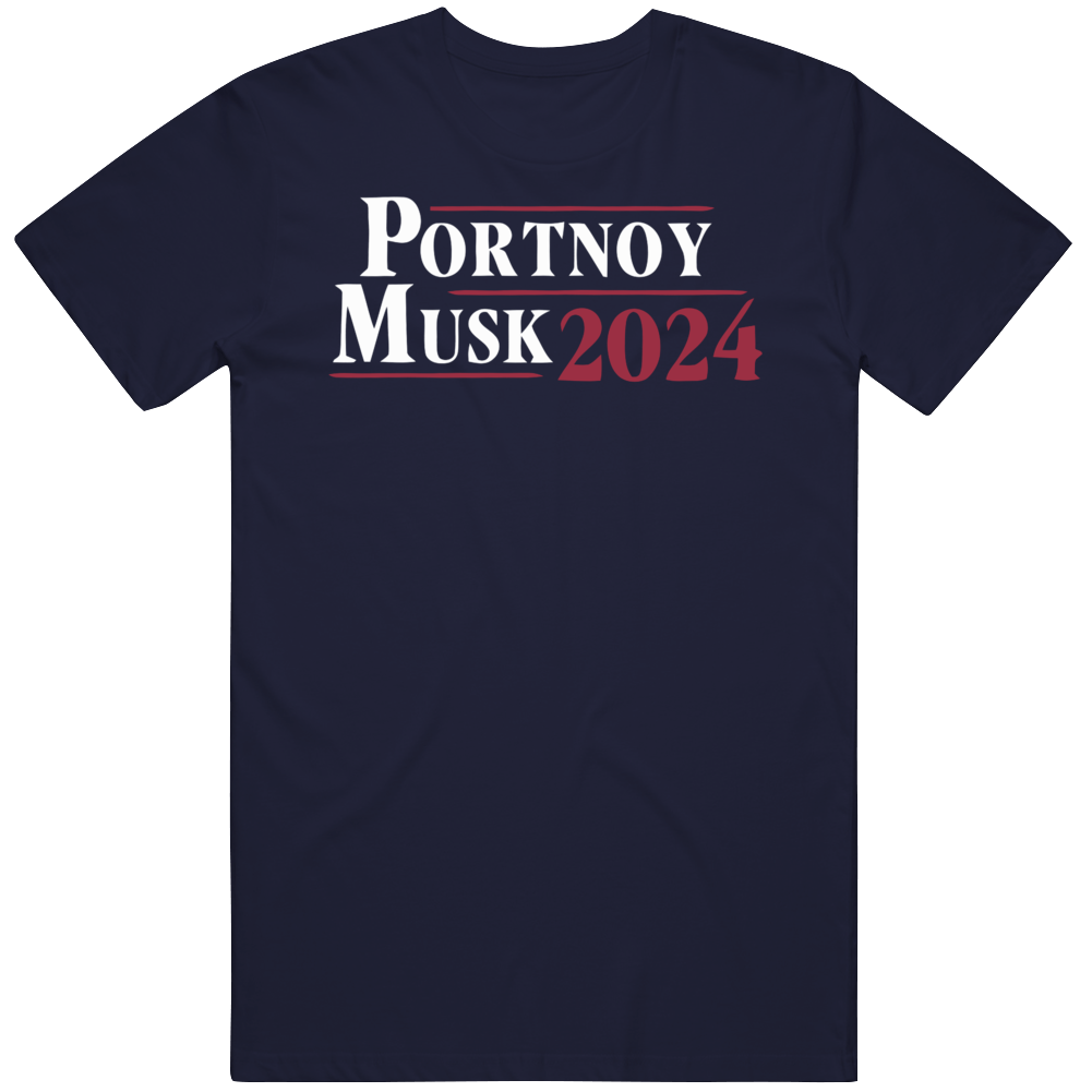 Portnoy Musk 2024 Elon Dave T Shirt