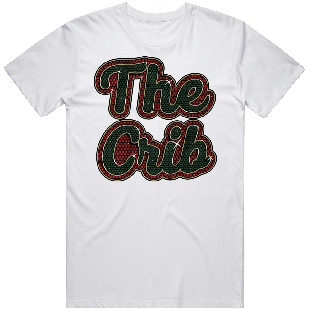 The Crib Miami College Football T Shirt