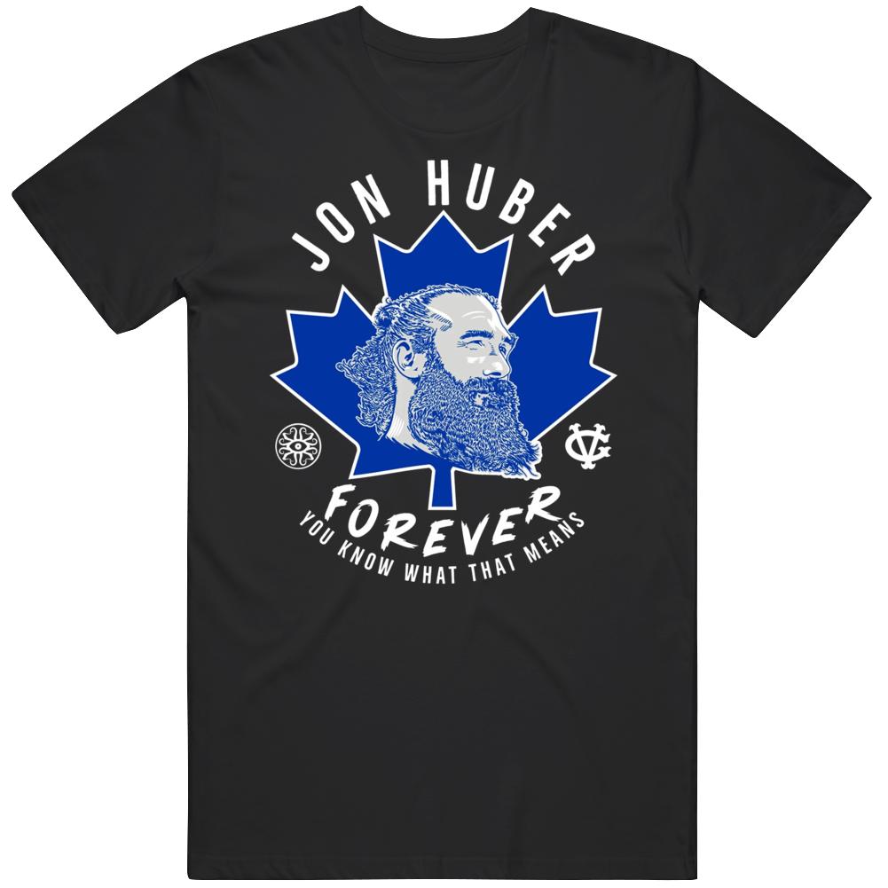 John Huber Forever Wrestling Tribute T Shirt