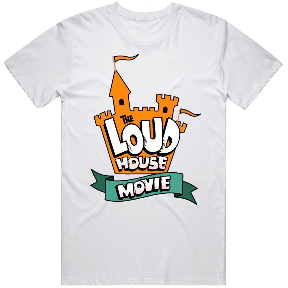 The Loud House Movie T Shirt