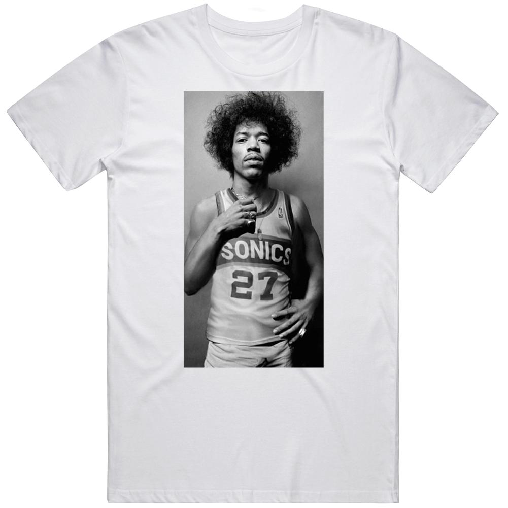 Jimi Hendrix Sonics T Shirt