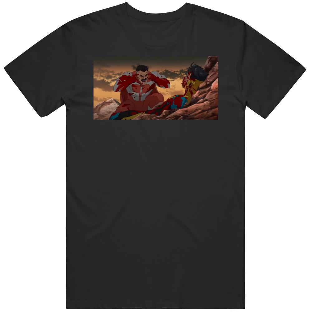 Think Mark Invincible Comic Meme T Shirt