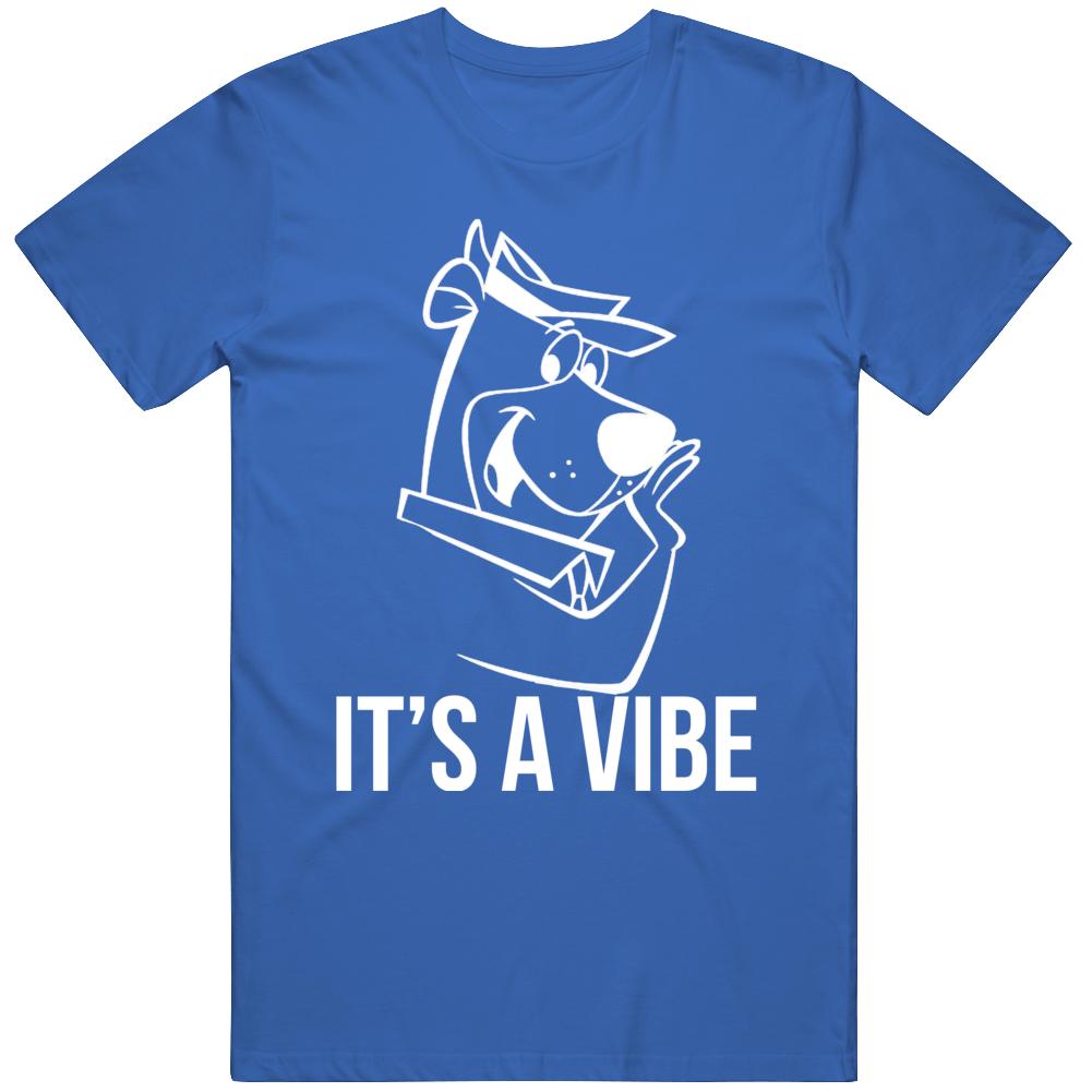 It's A Vibe Chicago Baseball Yogi Bear Parody Cubs T Shirt