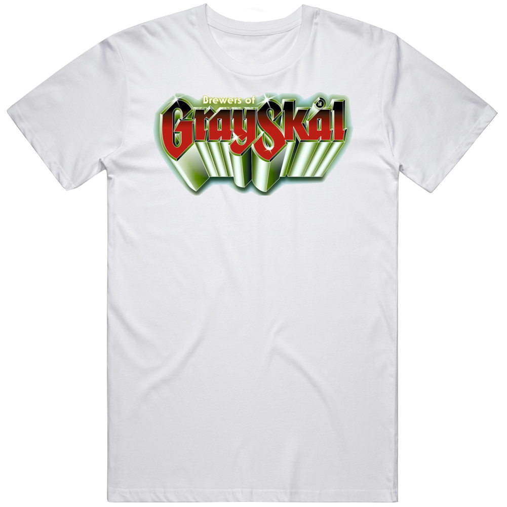 Brewers Of Grayskal He-man Masters Of The Universe Beer Drinking T Shirt