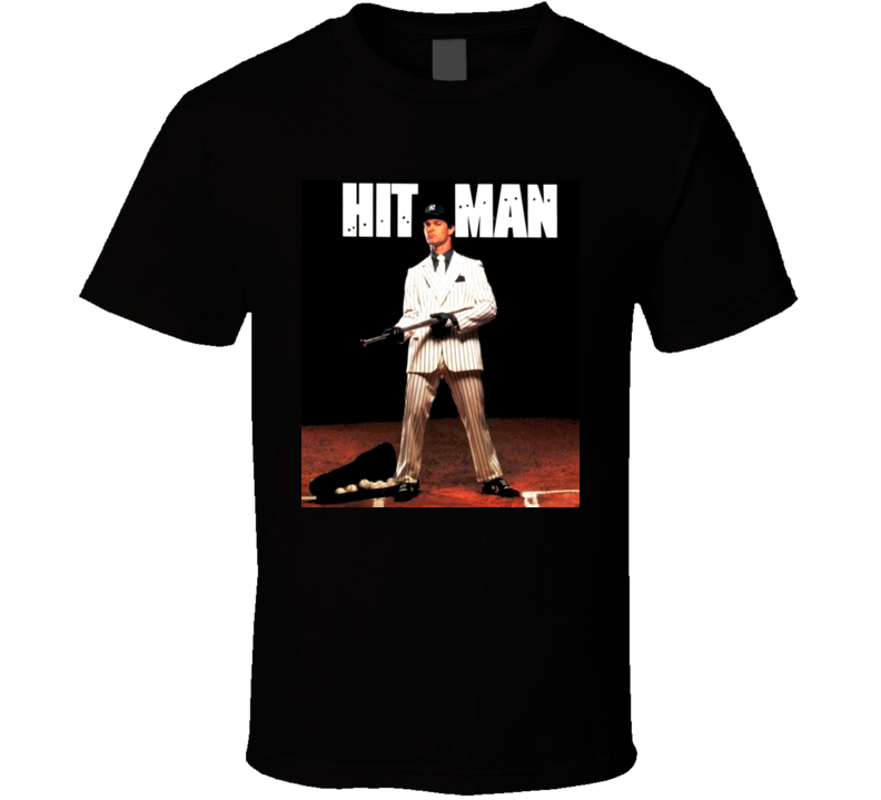 Don Mattingly Classic Baseball Hit Man T Shirt