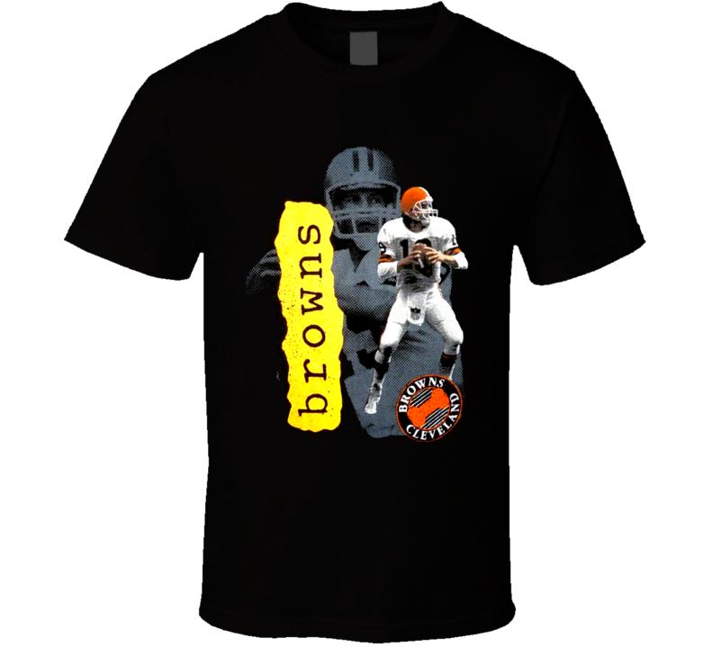 Bernie Kosar Cleveland Football T Shirt