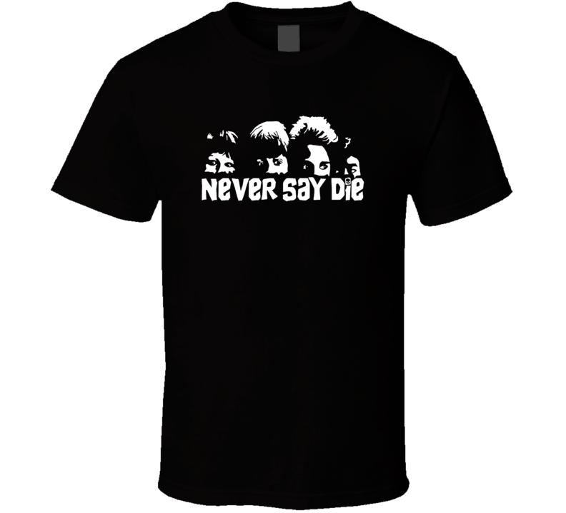 The Goonies Never Say Die 80's Retro Movie T Shirt