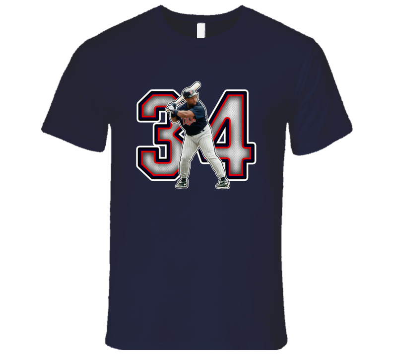 Kirby Puckett Minnesota Baseball Legend Retro Sports T Shirt