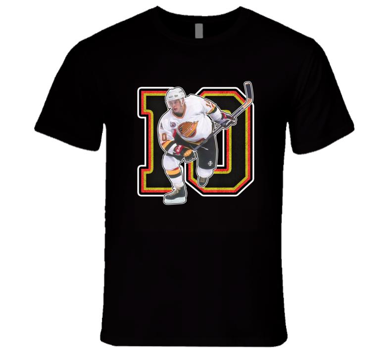 Pavel Bure Vancouver Hockey Legend Retro Sports T Shirt