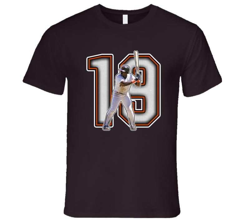 Tony Gwynn San Diego 80s Baseball Legend Retro Sports T Shirt