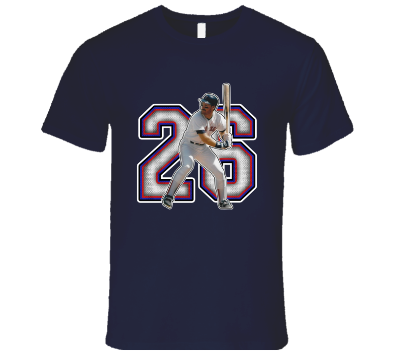 Wade Boggs Boston Baseball Legend Retro Sports T Shirt