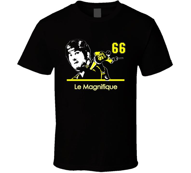 Mario Lemieux Penguins Hockey Legend T Shirt