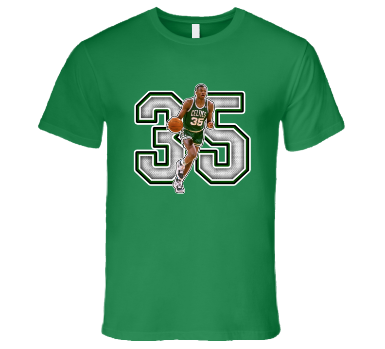 Reggie Lewis Boston Retro Basketball Legend T Shirt