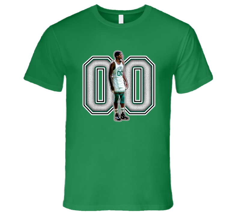 Robert Parish Boston Retro Basketball Legend T Shirt