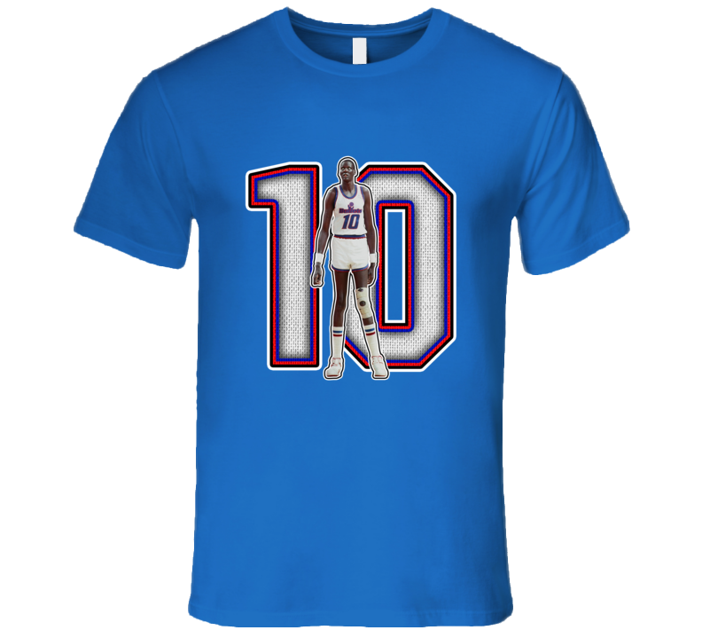 Manute Bol Washington Basketball Legend Retro T Shirt