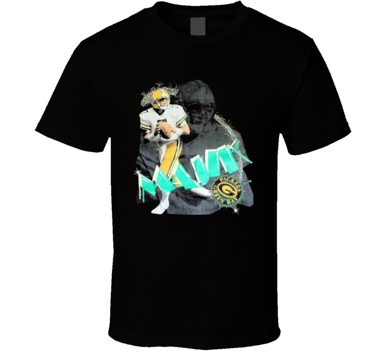 Don Majkowski Majik Man Green Bay Football Retro T Shirt