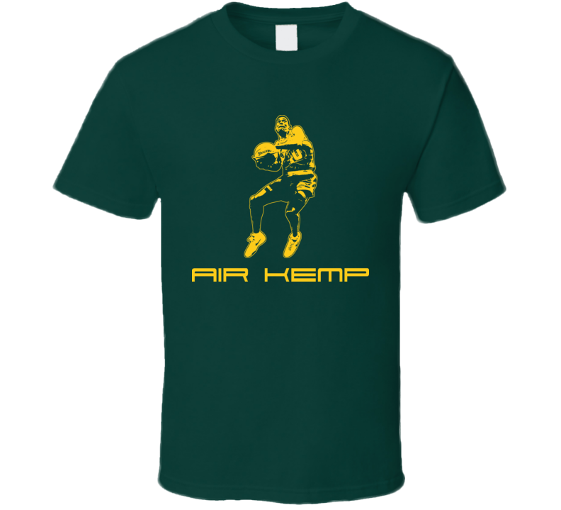 Shawn Kemp Air Kemp Basketball T Shirt