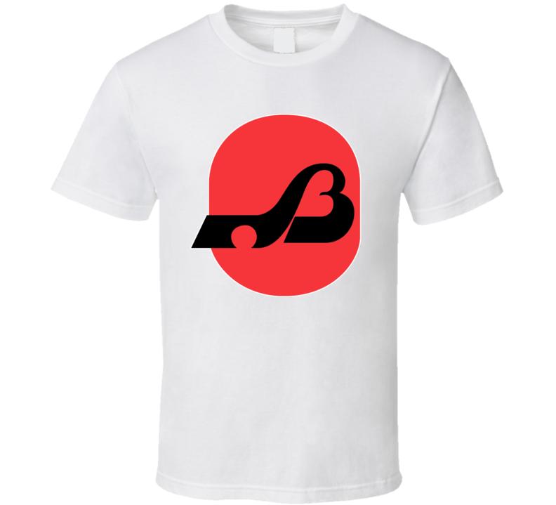 Baltimore Blades Wha Hockey Logo T Shirt