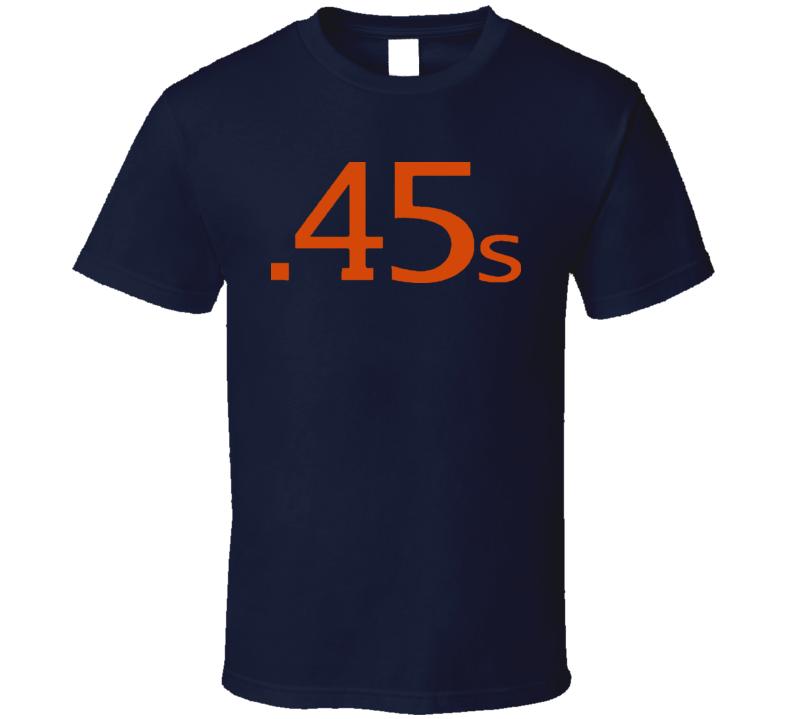 Houston Colt 45s Logo Retro Baseball T Shirt