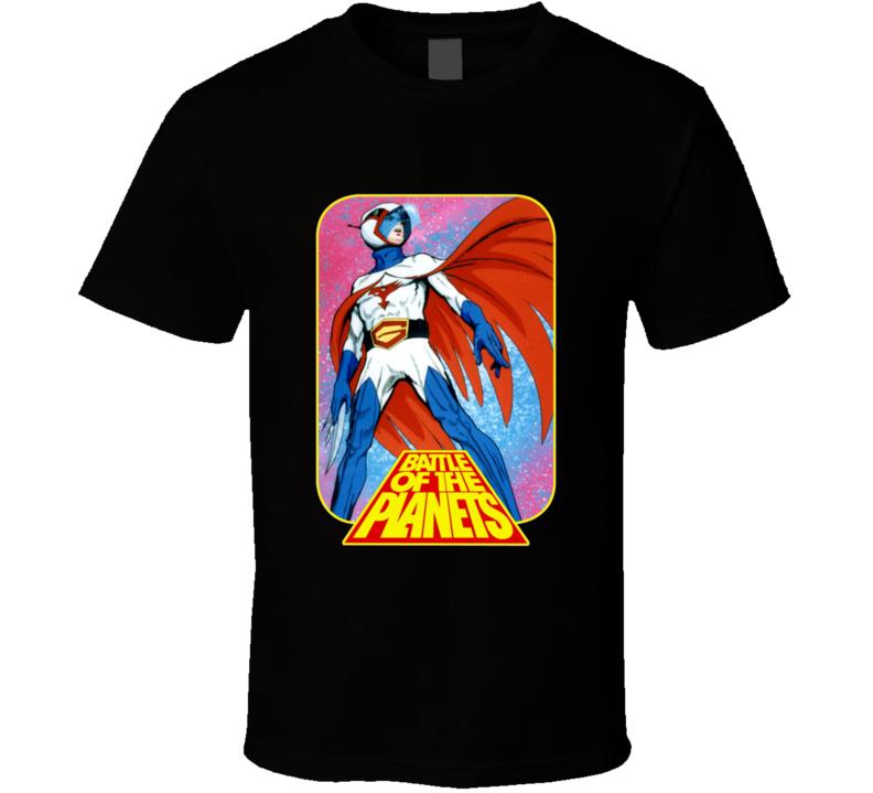 Battle Of The Planets Gatchaman Ken Washio Mark T Shirt
