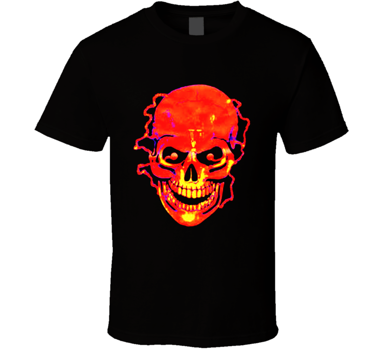 Vlone Stone Cold Sxsw Skull T Shirt