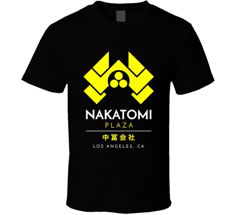 Nakatomi Plaza T Shirt