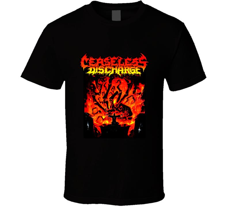 Darksouls Ceaseless Discharge T Shirt