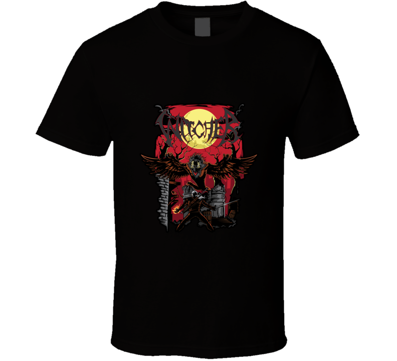 Heavy Metal Band Witcher T Shirt