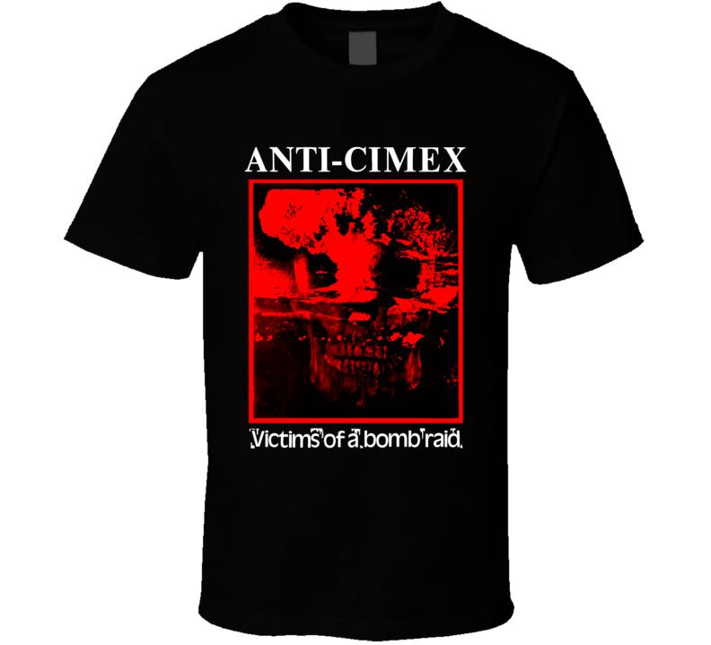 Anti Cimex Victims Of A Bomb Raid T Shirt