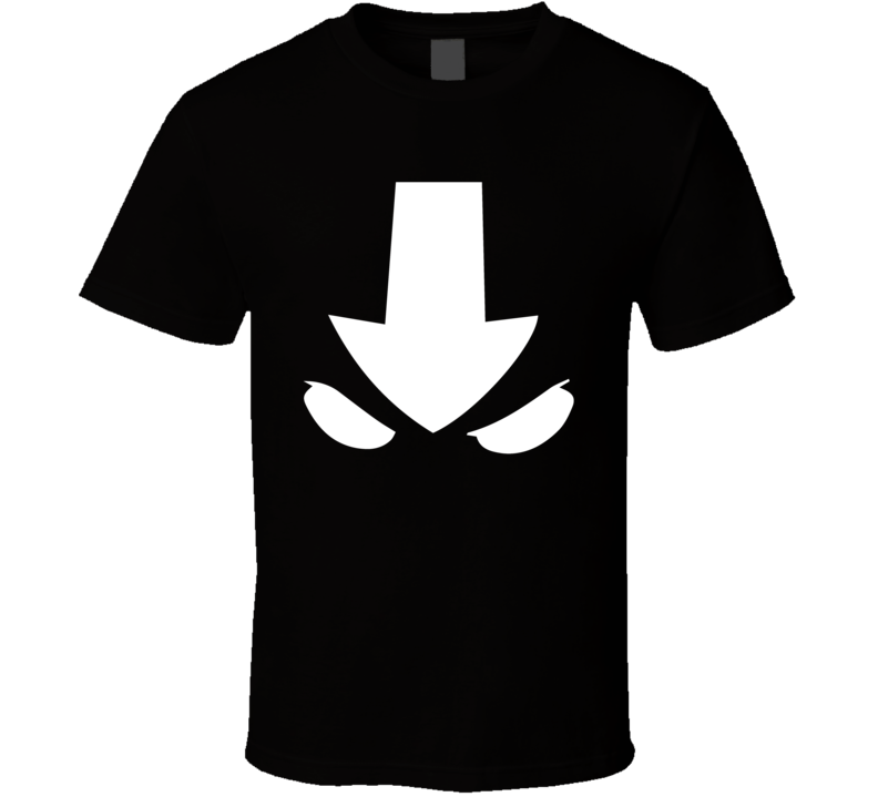 Avatar State The Last Airbender Silhouette T Shirt