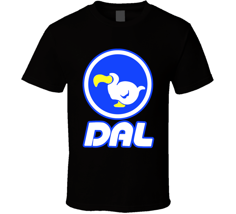 Animal Crossing Dodo Airlines Dal Logo T Shirt
