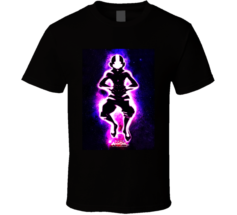 The Last Airbender Avatar State Galaxy T Shirt