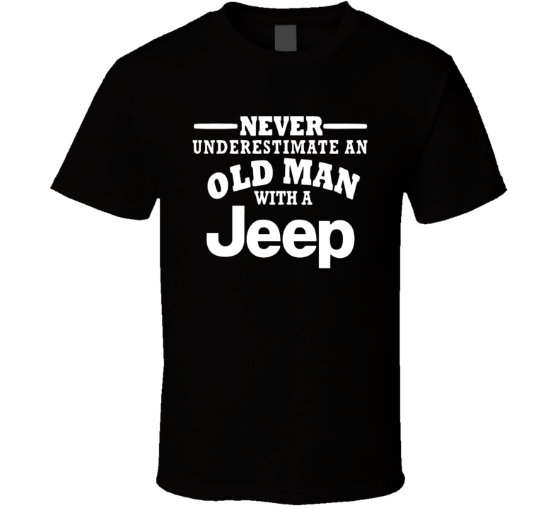 Sports Never Underestimate An Old T Shirt