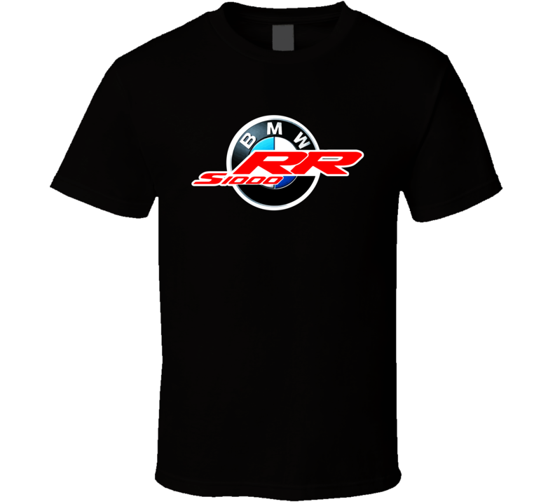 Sport Motorcycle Bmw S 1000 Rr T Shirt