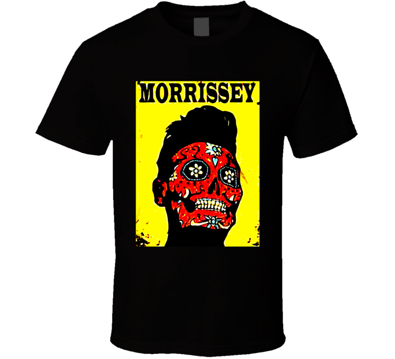 Morrissey Day Of The Dead Vintage T Shirt
