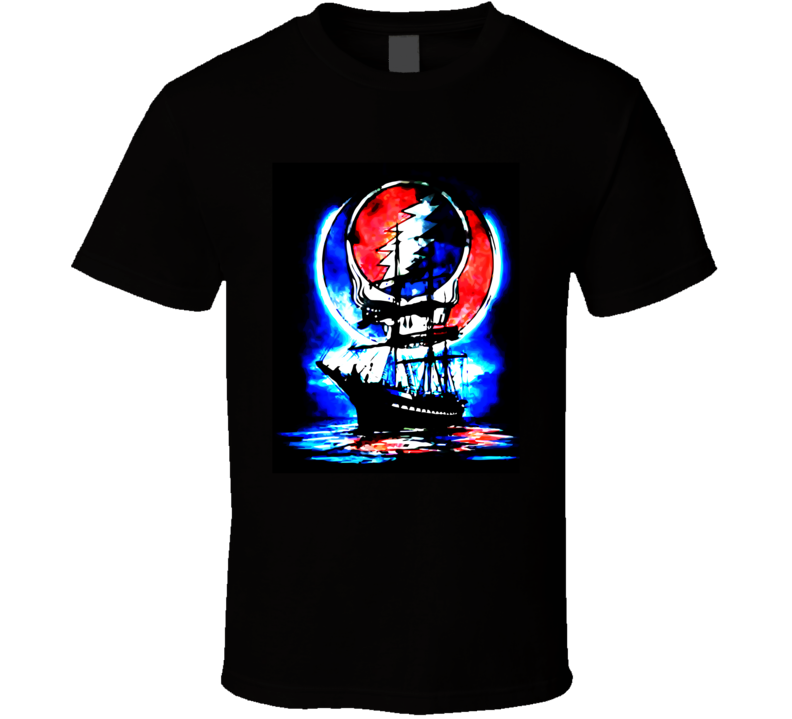 Vintage Grateful Dead Halloween T Shirt