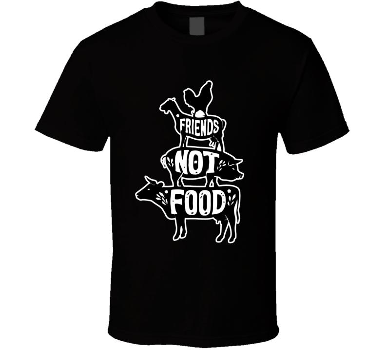 Vegan Slogan Vegetarian Ladies Womens Vegan Funny T Shirt