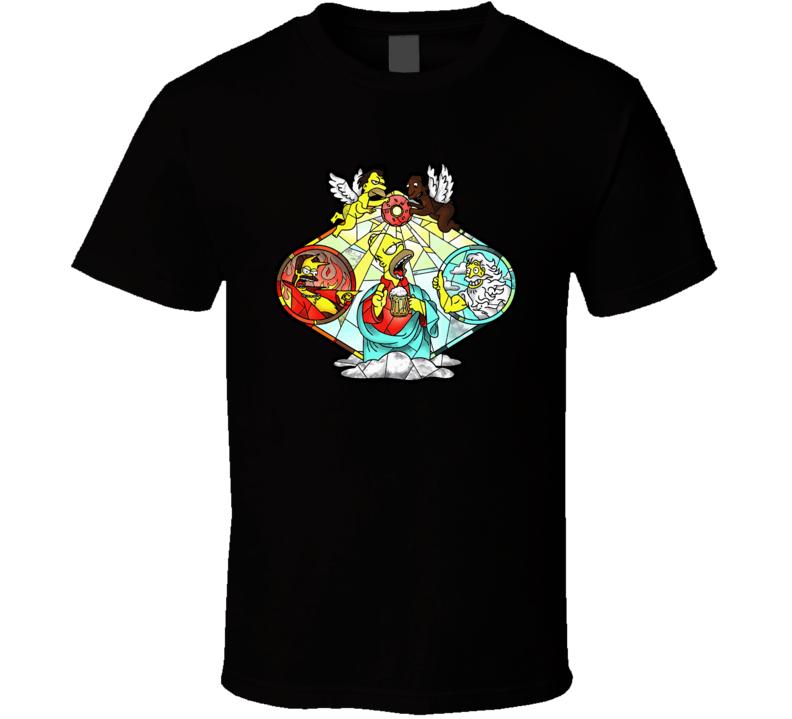 Holy Donut T Shirt