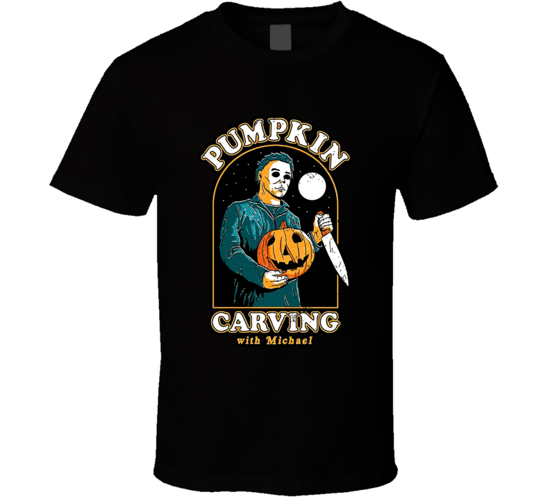 Carving With Michael T Shirt