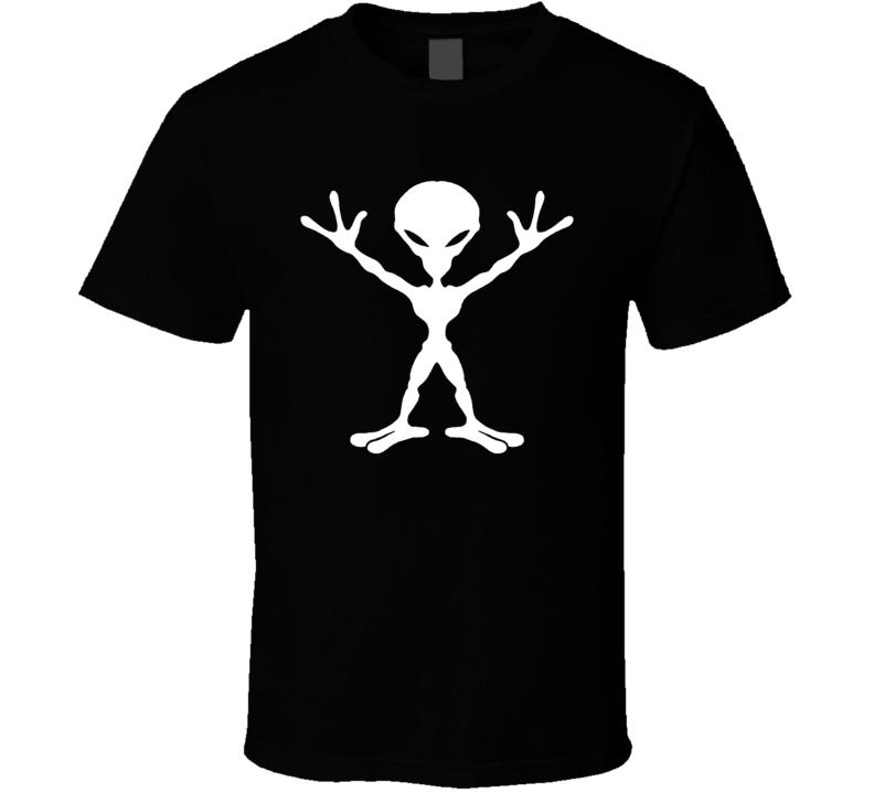 Alien Outerspace T Shirt