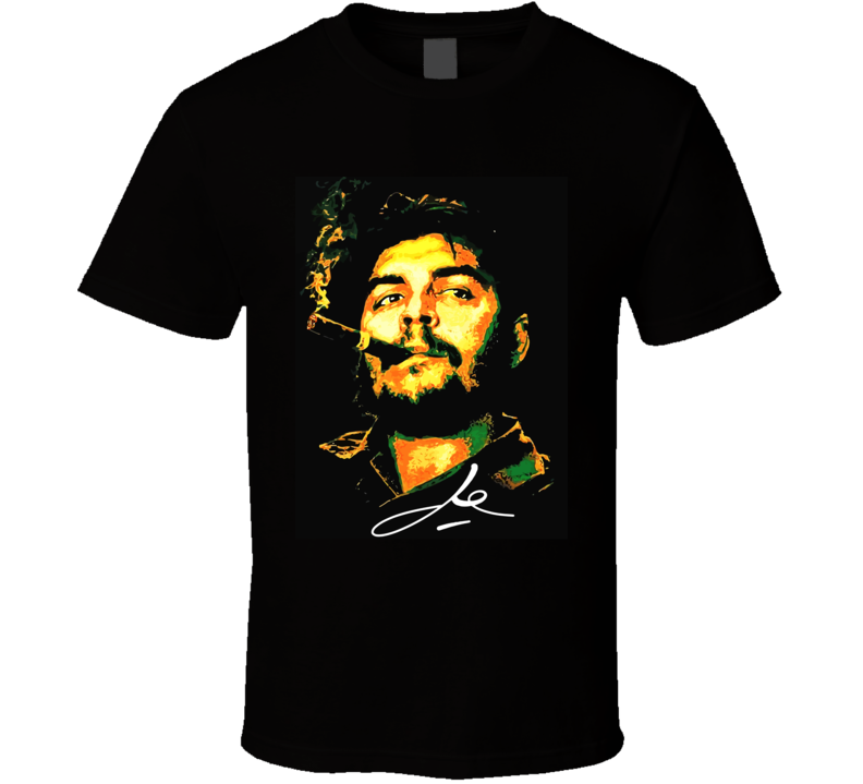 Che Guevara Colombian Revolutionary T Shirt