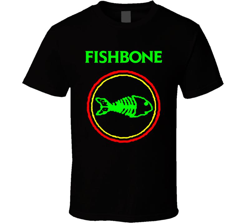 Fishbone Classic Logo T Shirt