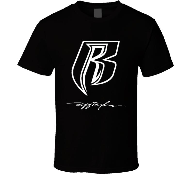 Ruff Ryder Autograph T Shirt